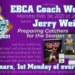 EBCA Coach Webinar Series 2021